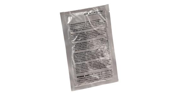 Katadyn Combi Filter - Filtre à eau - 2 tubes fournis argent